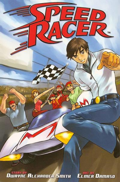 Cover for Speed Racer (Seven Seas Entertainment, 2007 series)