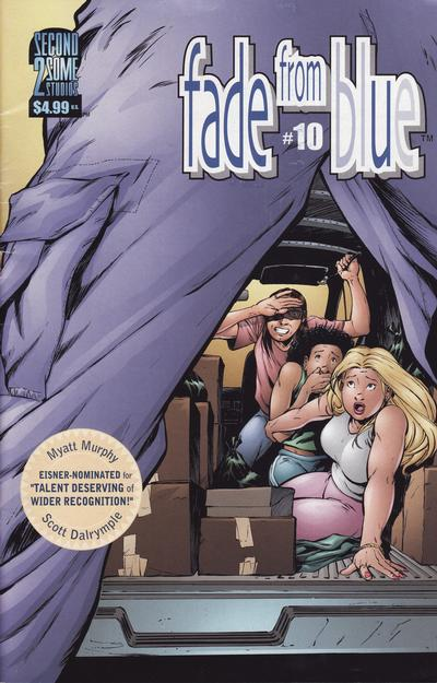 Cover for Fade from Blue (Second 2 Some Studios, 2002 series) #10