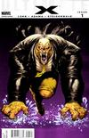 Cover for Ultimate X (Marvel, 2010 series) #1 [Villain Variant Edition]