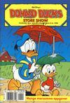 Cover for Donald Ducks Show (Hjemmet / Egmont, 1957 series) #[107] - Store show 2001
