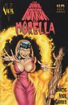 Cover for The Dark Horror of Morella (Verotik, 1999 series)