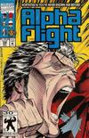 Cover for Alpha Flight (Marvel, 1983 series) #106 [Second Printing]