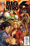 Cover for Big Hero 6 (Marvel, 2008 series) #1 [Rising Sun Cover]