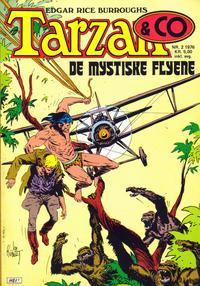 Cover Thumbnail for Tarzan & Co (Illustrerte Klassikere / Williams Forlag, 1971 series) #2/1976