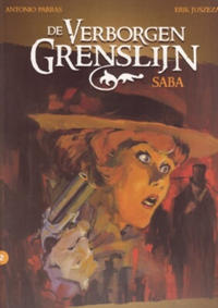 Cover Thumbnail for De Verborgen Grenslijn (Bee Dee, 2007 series) #2