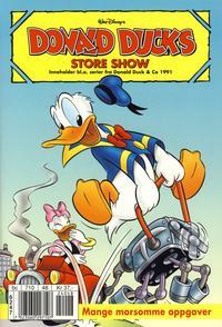 Cover Thumbnail for Donald Ducks Show (Hjemmet / Egmont, 1957 series) #[110] - Store show 2002