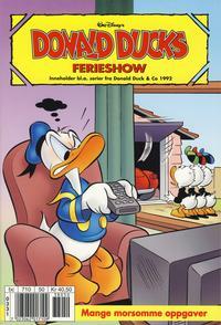 Cover Thumbnail for Donald Ducks Show (Hjemmet / Egmont, 1957 series) #[112] - Ferieshow 2003