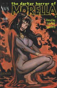 Cover Thumbnail for The Darker Horror of Morella (Verotik, 2001 series)