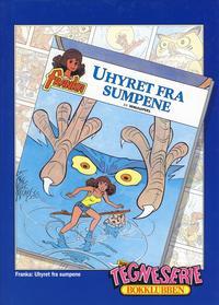 Cover Thumbnail for Franka [Tegneserie Bokklubben] (Hjemmet / Egmont, 1993 series) #[6]