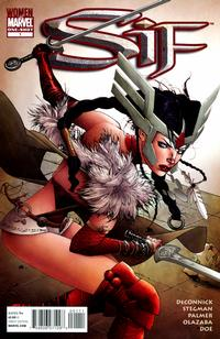 Cover Thumbnail for Sif (Marvel, 2010 series) #1
