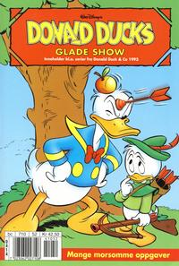 Cover Thumbnail for Donald Ducks Show (Hjemmet / Egmont, 1957 series) #[Glade show 2004]