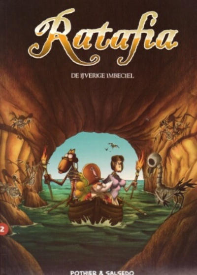 Cover for Ratafia (Bee Dee, 2007 series) #2