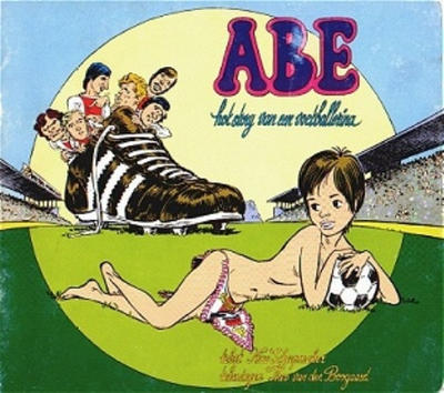 Cover for Abe (De Bezige Bij, 1973 series)