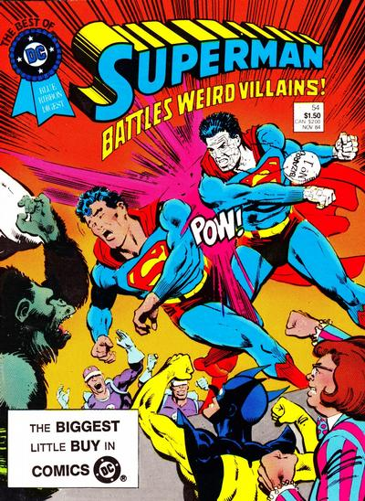 Cover for The Best of DC (DC, 1979 series) #54 [Direct]