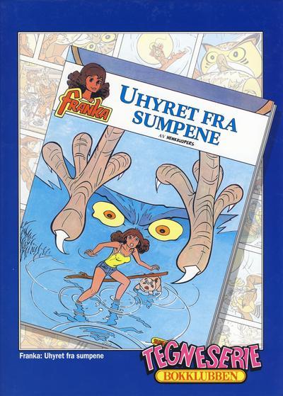 Cover for Franka [Tegneserie Bokklubben] (Hjemmet / Egmont, 1993 series) #[6]