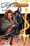 Cover for Devi / Witchblade (Virgin, 2008 series) #1 [Land Cover]