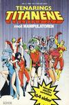 Cover for Tenårings-titanene (Semic, 1984 series) #2/1984