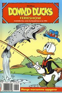 Cover Thumbnail for Donald Ducks Show (Hjemmet / Egmont, 1957 series) #[Ferieshow 2004]