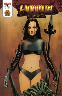 Cover Thumbnail for Witchblade: Demon (Top Cow Productions, 2003 series) #1 [Dynamic Forces Exclusive Cover A]