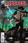 Cover for Deadpool (Marvel, 2008 series) #22