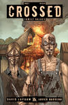 Cover for Crossed Family Values (Avatar Press, 2010 series) #2 [Regular Cover - Jacen Burrows]