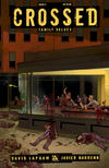 Cover for Crossed Family Values (Avatar Press, 2010 series) #5 [Regular Cover - Jacen Burrows]