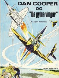 Cover Thumbnail for Tempo album (Hjemmet / Egmont, 1967 series) #6 [7] - Dan Cooper og De gyldne vinger