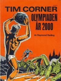 Cover Thumbnail for Tempo album (Hjemmet / Egmont, 1967 series) #6 - Tim Corner - Olympiaden år 2000