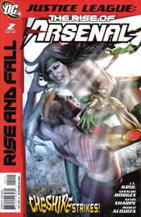 Cover Thumbnail for Justice League: The Rise of Arsenal (DC, 2010 series) #2