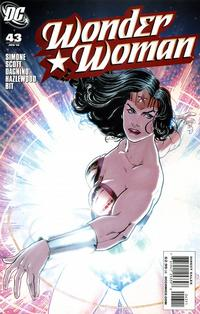 Cover Thumbnail for Wonder Woman (DC, 2006 series) #43