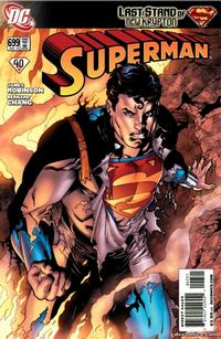 Cover Thumbnail for Superman (DC, 2006 series) #699 [Direct Sales]