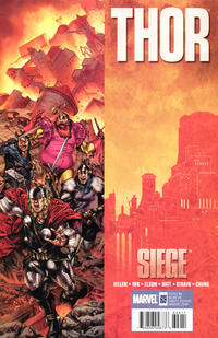Cover Thumbnail for Thor (Marvel, 2007 series) #609