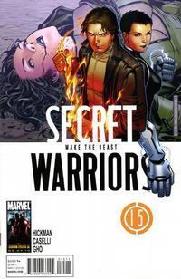 Cover Thumbnail for Secret Warriors (Marvel, 2009 series) #15