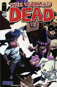 Cover Thumbnail for The Walking Dead (Image, 2003 series) #71