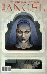 Cover Thumbnail for Angel (IDW, 2009 series) #32 [Cover A - Jenny Frison]