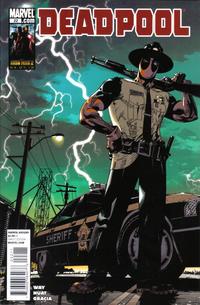 Cover Thumbnail for Deadpool (Marvel, 2008 series) #22
