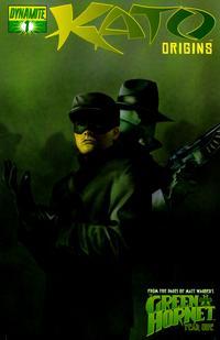 Cover Thumbnail for Kato Origins (Dynamite Entertainment, 2010 series) #1