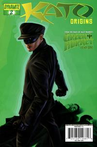 Cover Thumbnail for Kato Origins (Dynamite Entertainment, 2010 series) #2 [Colton Worley Cover]