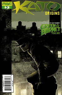 Cover Thumbnail for Kato Origins (Dynamite Entertainment, 2010 series) #3 [Colton Worley Cover]