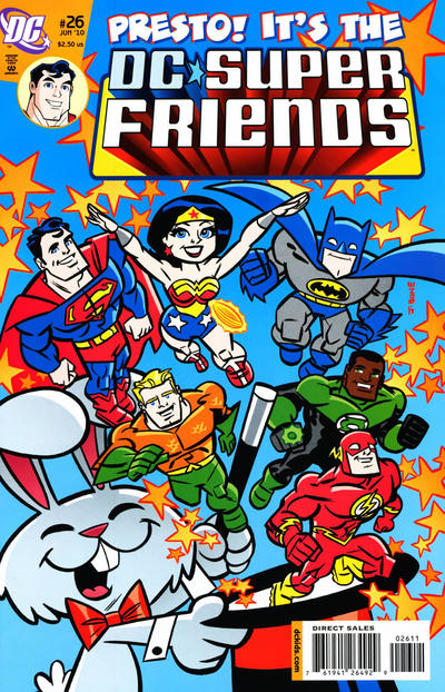 Cover for Super Friends (DC, 2008 series) #26