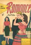 Cover for My Own Romance (Horwitz, 1956 series) #[nn]