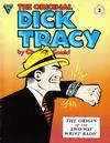 Cover for The Original Dick Tracy Comic Album (Gladstone, 1990 series) #2