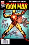 Cover for Invincible Iron Man (Marvel, 2008 series) #1 [Barnes And Noble College Booksellers]