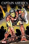Cover Thumbnail for Captain America (2005 series) #605 [Joe Kubert Iron Man Variant]