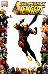 Cover Thumbnail for The Mighty Avengers (2007 series) #28 [70s Frame Variant Cover]