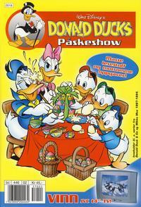 Cover Thumbnail for Donald Ducks Show (Hjemmet / Egmont, 1957 series) #[Påskeshow 2005]