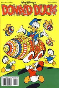 Cover Thumbnail for Donald Duck & Co (Hjemmet / Egmont, 1948 series) #13/2010