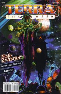 Cover Thumbnail for Terra Incognita (Bladkompaniet / Schibsted, 2001 series) #1/2002