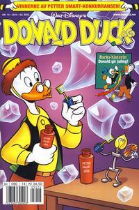 Cover Thumbnail for Donald Duck & Co (Hjemmet / Egmont, 1948 series) #14/2010
