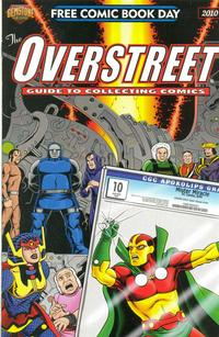 Cover Thumbnail for Free Comic Book Day: The Overstreet Guide to Collecting Comics (Gemstone, 2010 series)